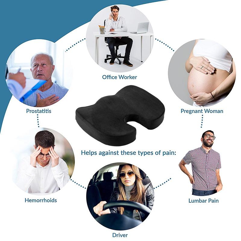 применение подушки-сидушки