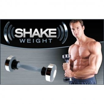 Гантель Shake Weight for Man (1275 грамм)