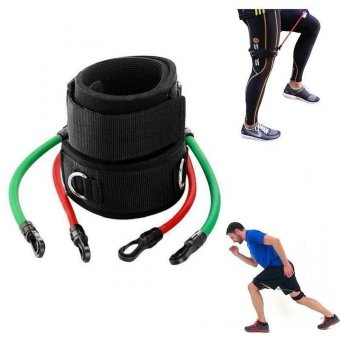 Эспандер для тренировки ног Speed and Strength Leg Resistance Bands